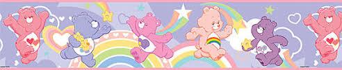 47 Care Bears Wallpaper Borders On Wallpapersafari