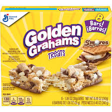 golden grahams treat bars 8 48 oz 8