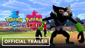 Hot Game trailers - Pokemon Sword & Shield - Official Zarude Reveal Trailer