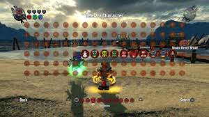The LEGO Ninjago Movie Video Game - All Serpentine Characters - YouTube