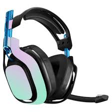Mightyskins Skin For Astro A50 Gaming Headset Cotton Candy Protective Durable And Unique Vinyl Decal