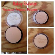 makeup revolution london pressed