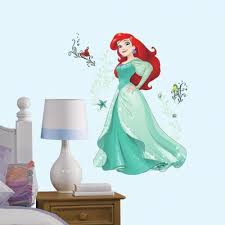 Disney Wall Decals And Wall Stickers Tagged The Little Mermaid Roommates Decor