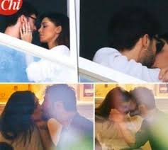 Belen Rodriguez e Stefano De Martino, ecco la foto del bacio: il ...