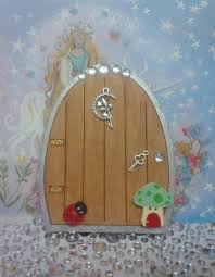 Magical Fairy Door Tooth Fairy Gift Mythical Fantasy Hand Painted Kids Room C 1775503596