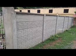 Precast Concrete Fence Wall Panels Compound Wall Concrete Fence Wall Concrete Fence Precast Concrete
