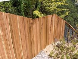 Grapestake Peninsula Fence