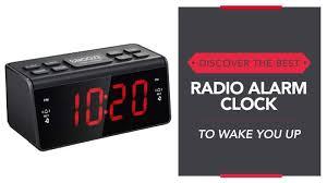 radio alarm clock reviews