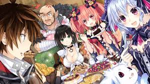 17 Minutes Of Gameplay For Fairy Fencer F Advent Dark Force Otaku Gamers Uk
