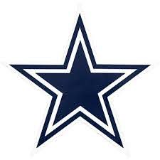 Applied Icon Nfl Dallas Cowboys Outdoor Logo Graphic Large Nfop0903 The Home Depot