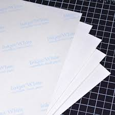 White On White Decal Paper For Inkjet Printers Laser Printers And Copiers