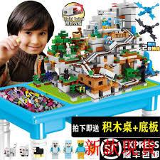 Bộ Đồ Chơi Lego Xếp Hình Bằng Gỗ Cho Bé Trai 6-7 - 10-12 Tuổi ...