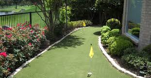 putting green ab landscaping services