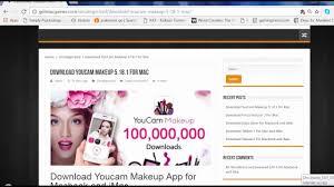 youcam makeup for mac mac