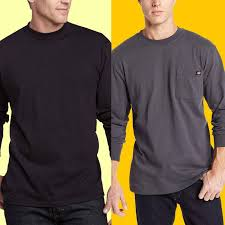 13 Best Men S Long Sleeved T Shirts 2019 The Strategist New York Magazine