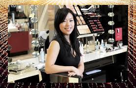 makeup artist course grad and dior