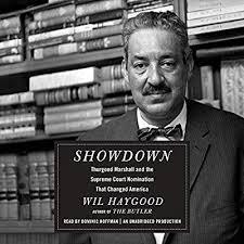 Amazon.co.jp: Showdown: Thurgood Marshall and the Supreme Court ...