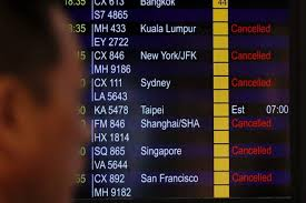 hong kong as airport reopens stuff co nz