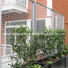 China 3d Steel Panels Welded Metal Wire Mesh For Decoration China Welded Wire Mesh Panel Plant Climbing Net