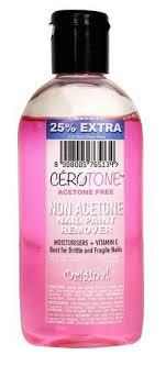non acetone nail polish remover at rs