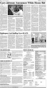 Albuquerque Journal from Albuquerque, New Mexico on April 22, 2011 · Page 2