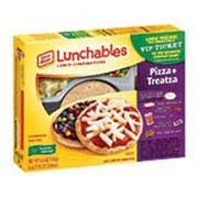 lunchables lunch bination pizza