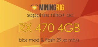 sapphire rx 470 nitro oc 4gb bios