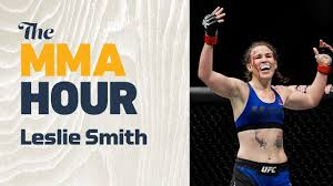 Leslie Smith Plans Legal Action Against UFC After Contract Was Bought Out -  YouTube