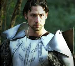Adam Rayner as Cairn in Dragon Age: Redemption - Reel Life With Jane