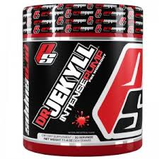 dr jekyll pre workout review