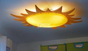 Ikea Sun Shape Kids Room Light Qatar Living
