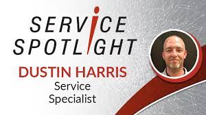 Service Spotlight: Dustin Harris Exemplifies Integrity - Convergint