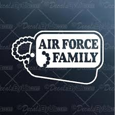 Air Force Family Dog Tags Decal Air Force Family Dog Tags Car Sticker Best Prices
