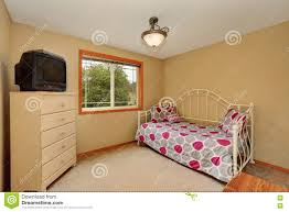 Small Kids Room Interior With Simple Design Stock Image Image Of Open House 76432221
