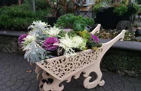 33 wheelbarrow planter ideas for your