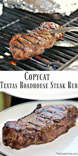 copycat texas roadhouse steak rub the