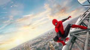 spider man far from home 4k 8k