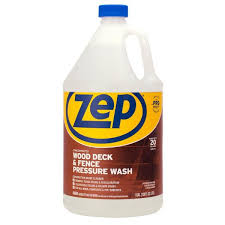 Zep 1 Gal Deck And Fence Cleaner Zudfw128 The Home Depot