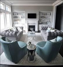 grey chesterfield sofa living room