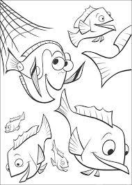 Kleurplaten Op Zoek Naar Nemo 65 Disegni Da Colorare Pagine Da