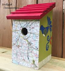 How To Decorate A Birdhouse With Paint Intelligent Domestications