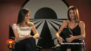 PECHINO EXPRESS - INTERVISTA FRANCESCA E ARIADNA - Video Dailymotion