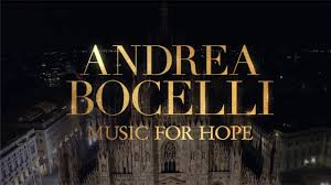 Music For Hope LIVE - April 12th 10am ...