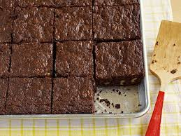 the brownie recipe ina garten says is