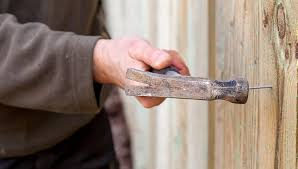 How To Build A Timber Fence Mitre 10
