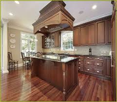 fabulous kitchen colors cherry cabinets