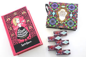 alice through the looking gl collection