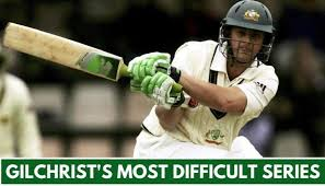 Adam Gilchrist talks about most difficult Test series he has been a part of  - Republic World