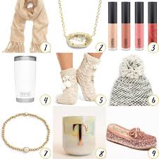 holiday gift guide for her gifts