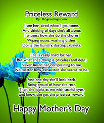 mothers day poems 365greetings